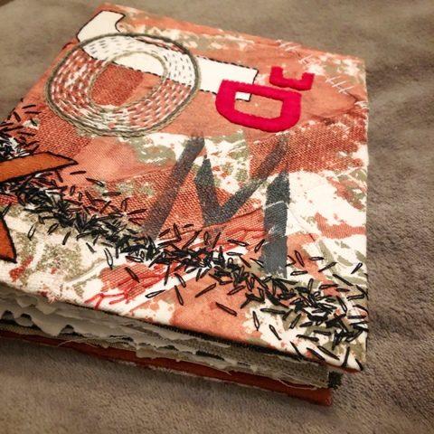 Textil bok 480 480