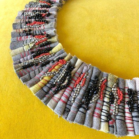 Textila smycken 3 480 480